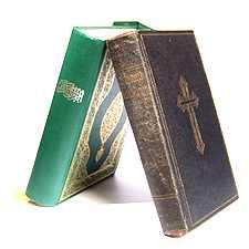 bibel und koran im vergleich